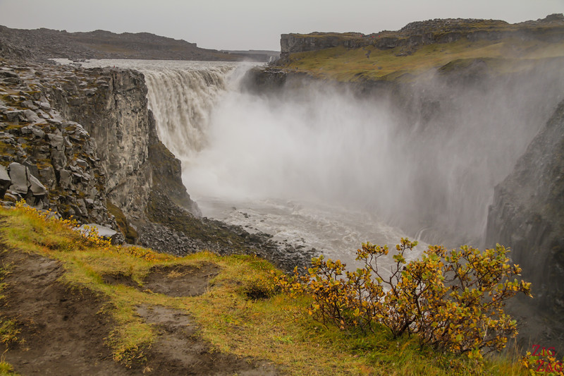 Dettifoss east bank, North Iceland, photo 1