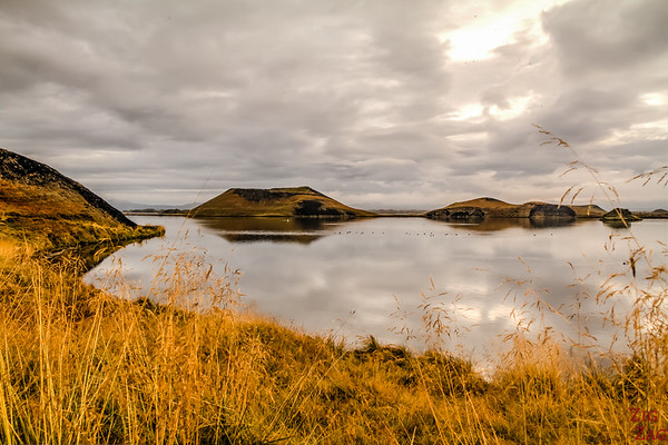 Iceland Ring Road itinerary - pseudocraters