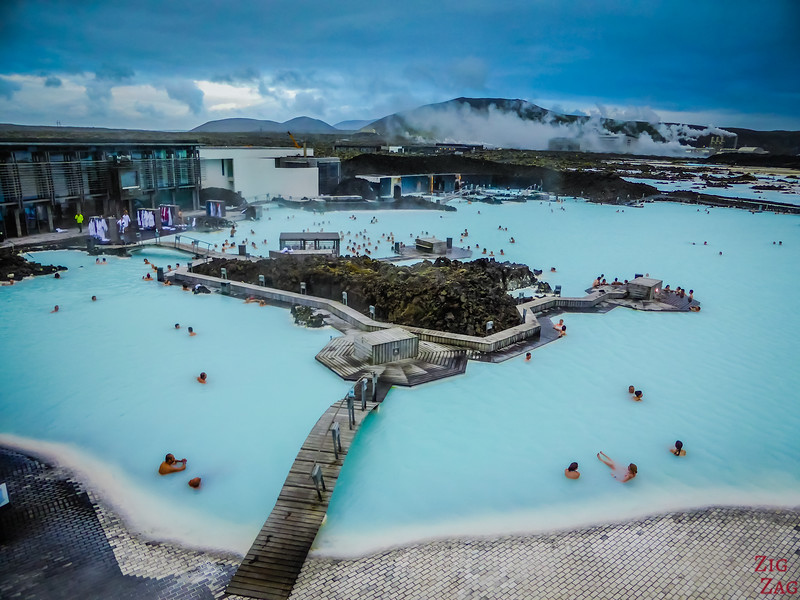 Iceland images - Blue lagoon photos