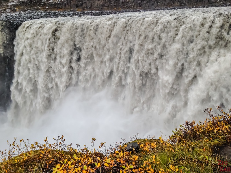 Dettifoss West bank, North Iceland, photo 1