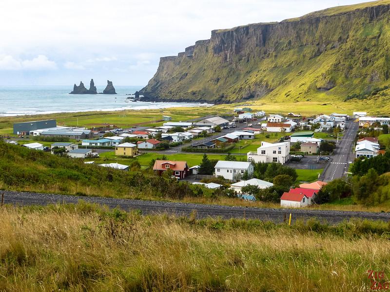 Übernachtungsmöglichkeiten in Island - Vik