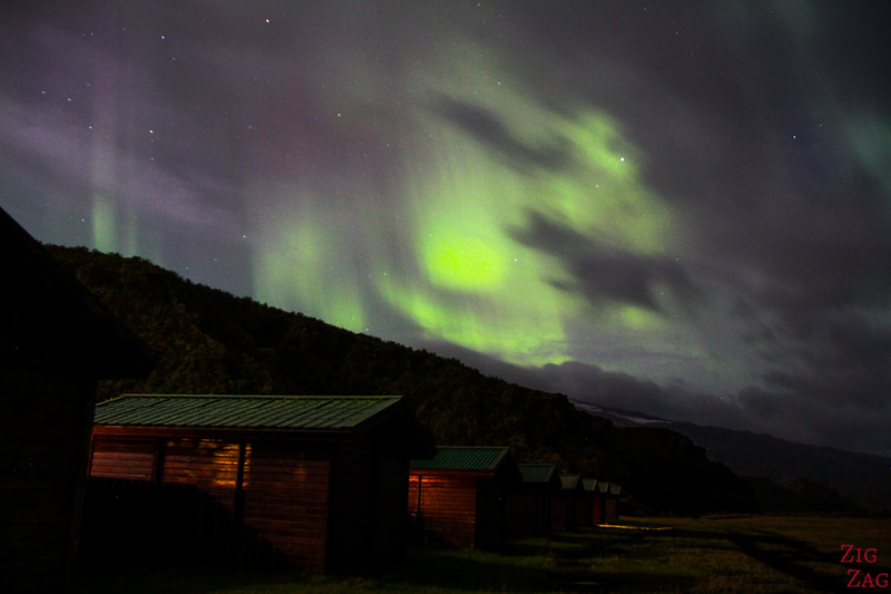 pictures of Iceland - Aurora borealis photos