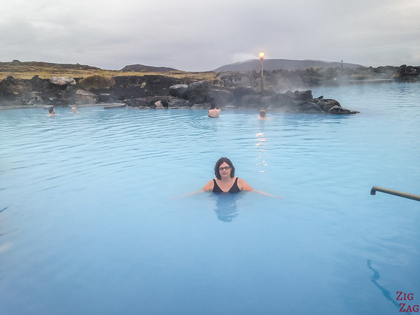 Lac Myvatn Nature Baths Islande