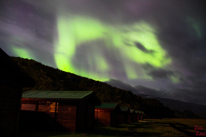 Best time to see the auroras Borealis in Iceland
