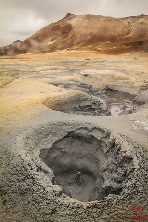 Hverir geothermal area, North Iceland photo 3