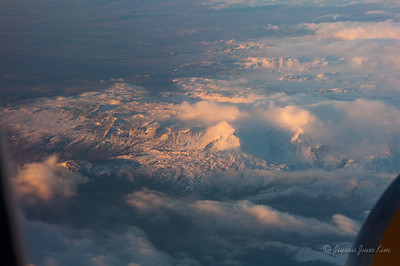 Iceland and snow