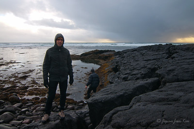 Shore at Reykjanes Peninsula
