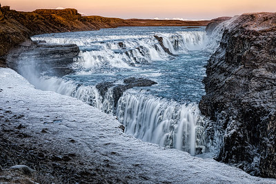 Gullfoss Final Light