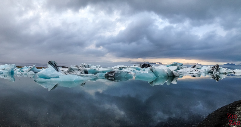 Jokulsarlon lagoon by all weather 2