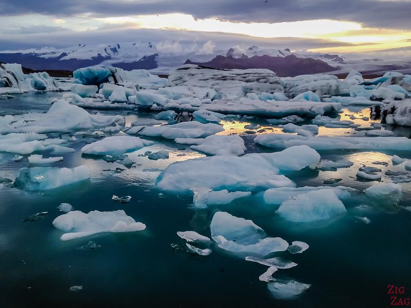 Photo Jokulsarlon Islande 2