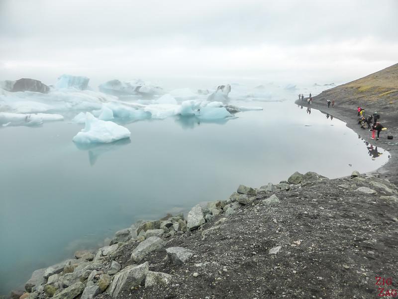Photographier Jokulsarlon Islande 10