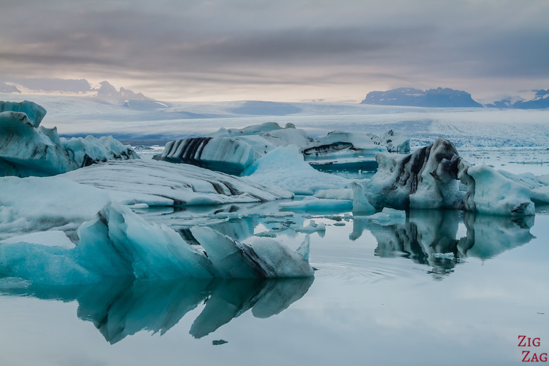 Jokulsarlon lagoon by all weather 1