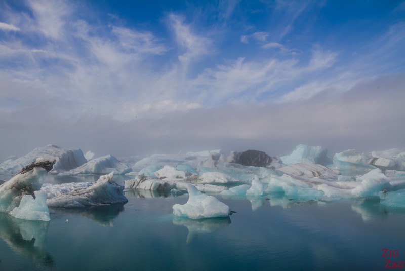 Jokulsarlon lagoon by all weather 3