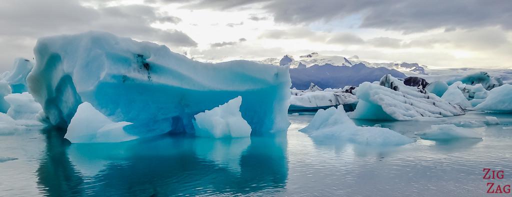 Que faire a Jokulsarlon Islande