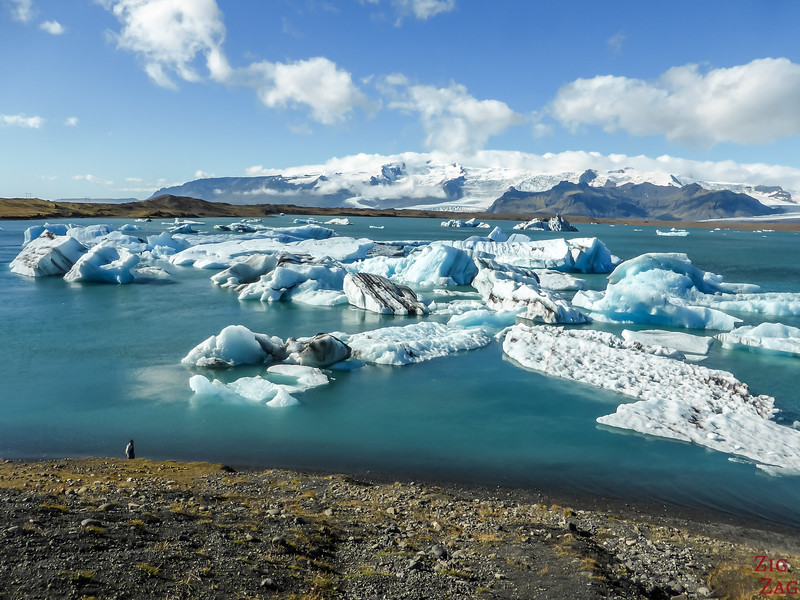 Jokulsarlon in Summer