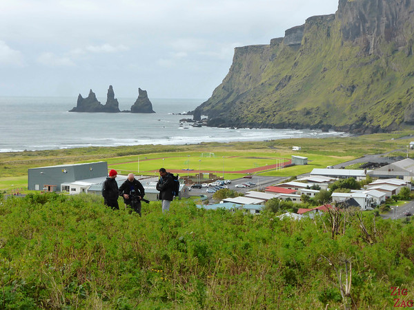 South Iceland things to see - Vik black sand beach
