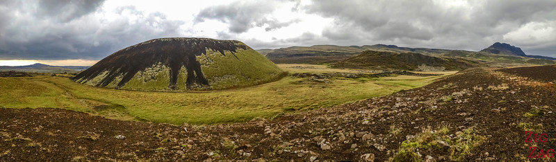 Panorama Grabrok Islande 2