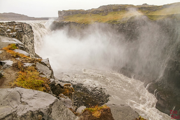 North Iceland points of Interest - Dettifoss waterfall