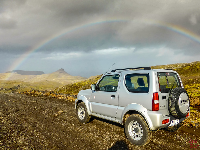what car to rent in Iceland