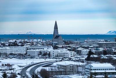 Reykjavic , Capital of Iceland