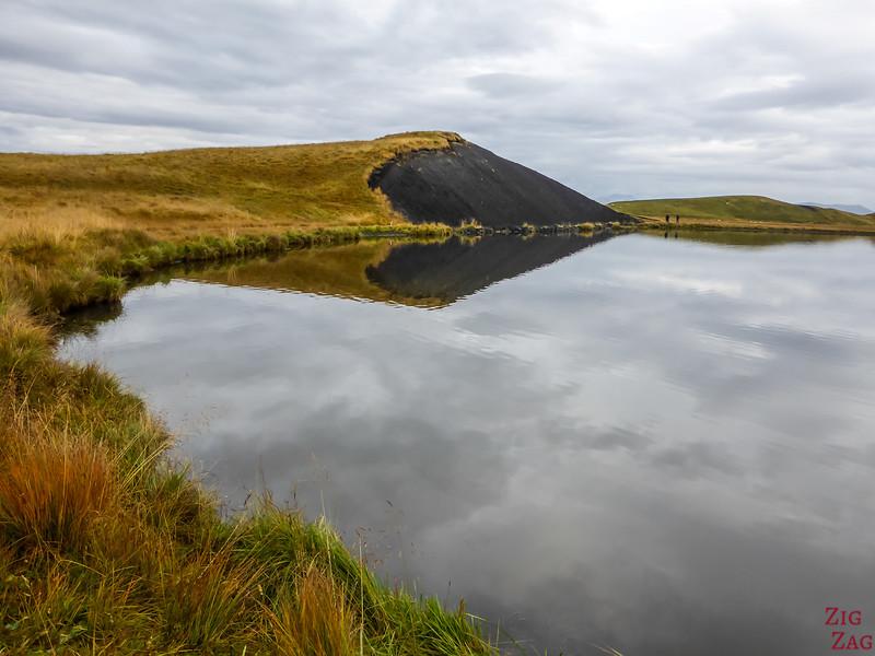 Lac Myvatn Pseudo-cratères Skutustadir Islande - Skutustagigar 7