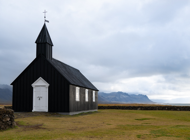 Búðakirkja (the Black Church)