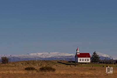 Hraungerði Church, Iceland