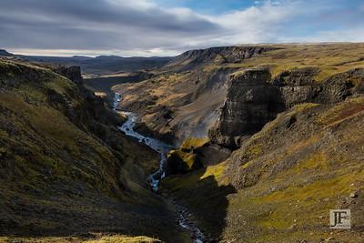 Háifoss, Iceland