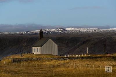 Strandarkirkja Lutheran Church, Iceland