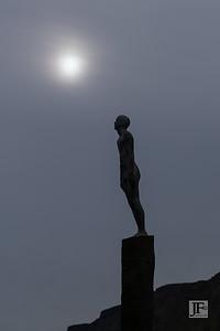 Voyages Friendship Statue, Vik