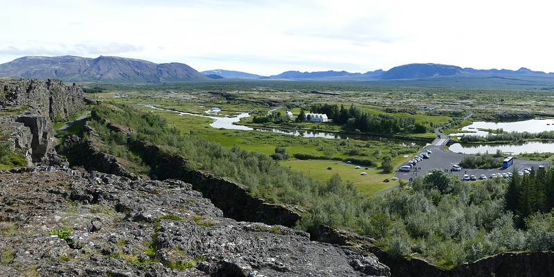 Thingvellir carpark