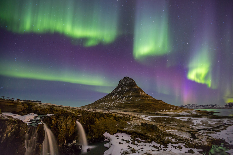 Best months to see the Northern Lights in Iceland