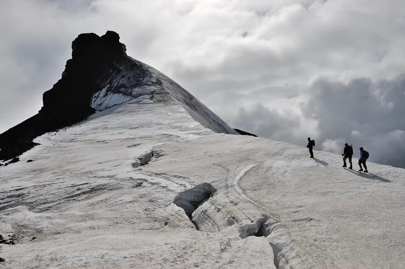 Randonnée sur le glacier Snaefellsjokull