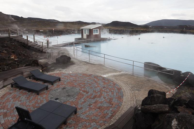 Myvatn Nature Baths, Islande