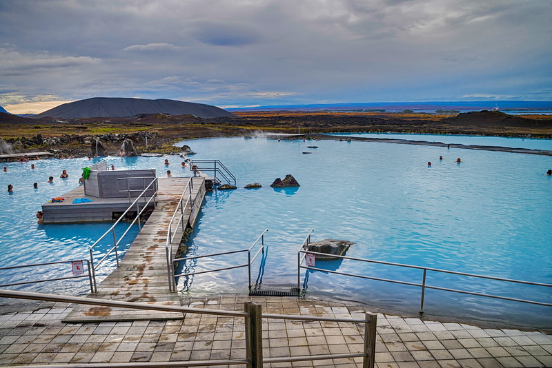 Myvatn baths iceland