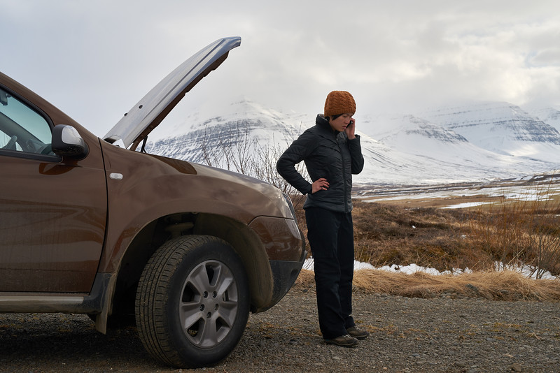 How to rent a car in Iceland - tips