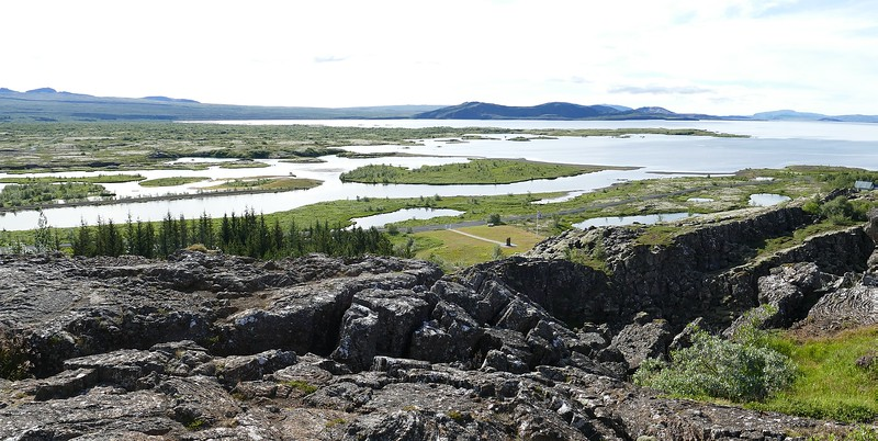 thingvellir lake iceland