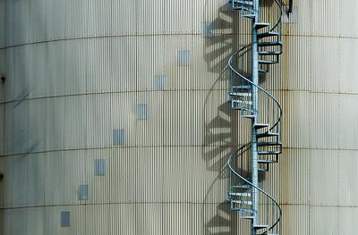 Spiral Stair- Iceland