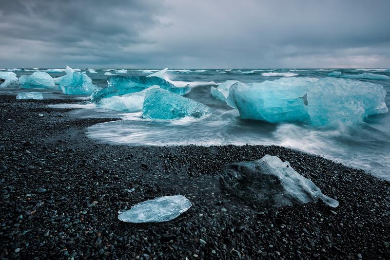 t e r m i n u s | jökulsárlón, iceland