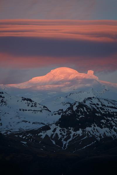 Mt Hvannadalshnúkur