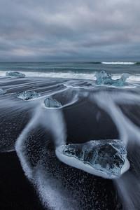 Jokusarulon Ice Beach