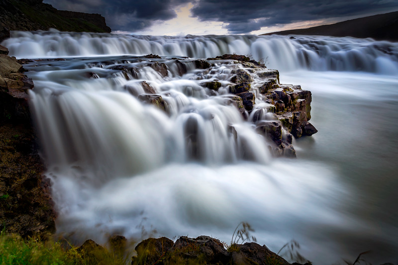 Gulfoss Upper Falls