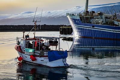 Vopnafjordur Harbour
