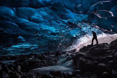 Ice Cave  Breidamerkurjokull