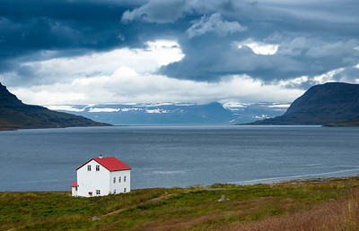 Stormy Skies- Iceland