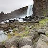 Oxararfoss waterfalls