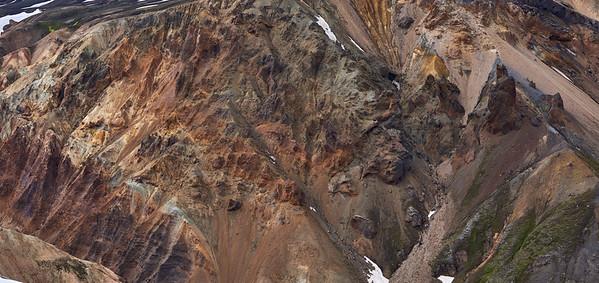 Rhyolite Mountains - Landmannalaugar