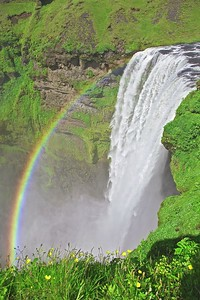 Iceland:  Hot and Cold Water, Geysers and Waterfalls, Glorious Coastlines along the Atlantic and many Fjords