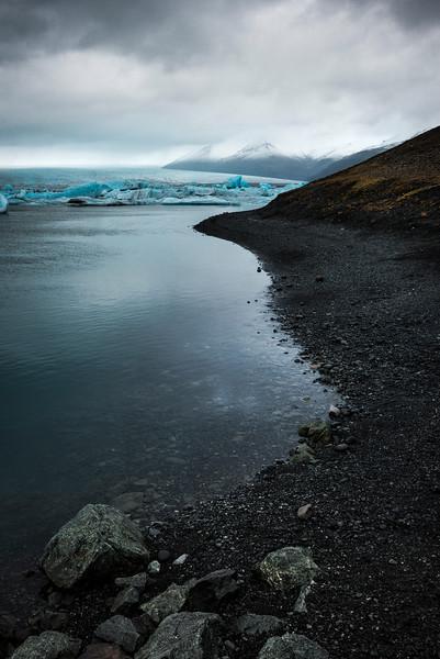 patience | jökulsárlón, iceland