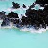 Lava rock at the blue lagoon